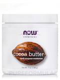 NOW® Solutions - Cocoa Butter (100% Pure) - 7 fl. oz (207 ml)