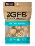 Coconut Cashew Crunch Bites - 4 oz (113 Grams)