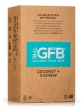 Coconut Cashew Crunch Protein Bar - Box of 12 Bars (2.05 oz / 58 Grams each)