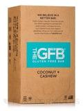 Coconut Cashew Crunch Protein Bar - Box of 12 Bars (2.05 oz / 58 Grams each)