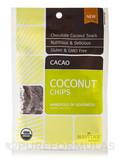 Coconut Chips Cacao - 2 oz (57 Grams)