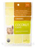 Coconut Chips Caramel - 2 oz (57 Grams)