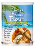 Raw Coconut Flour - 16 oz (454 Grams)