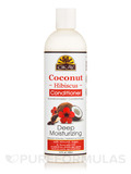 Coconut & Hibiscus, Deep Moisturizing Conditioner - 12 fl. oz (355 ml)