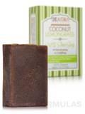Coconut Lemongrass Shea Soap 4 oz (115 Grams)