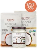 Coconut Lover's Collection from Nutiva - Save 5% on a bundle
