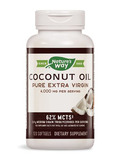 Coconut Oil 120 Softgels