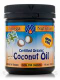 Coconut Oil Organic - 16 oz (454 Grams)