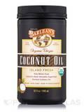 Organic Virgin Coconut Oil (Island Fresh) - 32 fl. oz (946 ml)