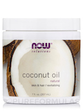 NOW® Solutions - Coconut Oil - 7 fl. oz (207 ml)
