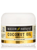 Coconut Oil Skin Cream - 2 oz (57 Grams)
