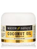 Coconut Oil Skin Cream - 2 oz (57 Grams)