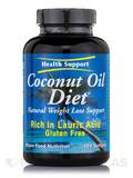 Coconut Oil Diet - 120 Softgels