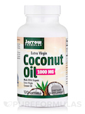 Coconut Oil Extra Virgin 1000 mg - 120 Softgels