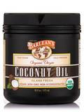Coconut Oil (Organic Virgin - Island Fresh) 16 fl. oz (473 ml)