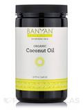 Organic Coconut Oil 32 fl. oz (946 ml)