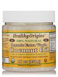 Coconut Oil (Organic Extra Virgin) 16 oz (454 Grams)
