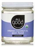 Coconut Oil Skin Food - Lavender - 7.5 fl. oz (222 ml)