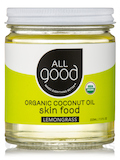 Coconut Oil Skin Food - Lemongrass - 7.5 fl. oz (222 ml)
