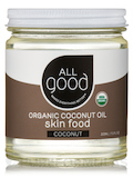 Coconut Oil Skin Food - Unscented - 7.5 fl. oz (222 ml)