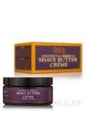 Coconut & Hibiscus Shave Butter Creme - 6 oz (170 Grams)