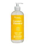 Coconut & Vitamin E, Hydrate + Replenish Body Wash - 19 fl. oz (561 ml)