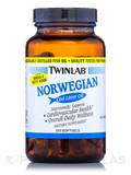 Norwegian Cod Liver Oil 250 Softgels