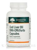 Cod Liver Oil DHA/EPA Forte - 60 Softgel Capsules