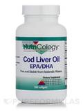 Cod Liver Oil (EPA/DHA) 180 Softgels