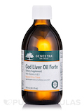 Cod Liver Oil Forte - 10.1 fl. oz (300 ml)