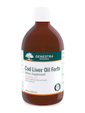 Cod Liver Oil Forte - 16.9 fl. oz (500 ml)