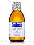 Cod Liver Oil Lemon Flavor 7 oz (200 ml)