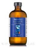 Cod Liver Oil Liquid (EPA/DHA) - 8 fl. oz (236 ml)