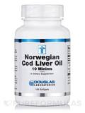 Cod Liver Oil (Norwegian) 100 Softgels
