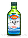 Norwegian Cod Liver Oil Unflavored - 8.4 fl. oz (250 ml)