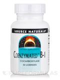 Coenzymated B-1 Sublingual 25 mg - 30 Tablets