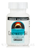 Coenzymated B-1 Sublingual 25 mg 60 Tablets
