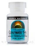 Coenzymated B-6 100 mg - 30 Tablets
