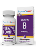 Coenzyme B Complex - 60 MicroLingual® Tablets