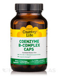 Coenzyme B-Complex 120 Vegetarian Capsules