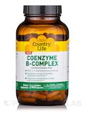 Coenzyme B-Complex Caps - 240 Vegan Capsules