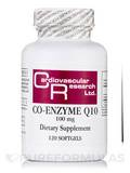 Co-Enzyme Q10 100 mg 120 Softgels