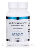Co-Enzyme Q10 - 30 Softgels