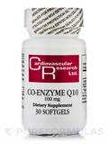 Co-Enzyme Q10 100 mg 30 Softgels