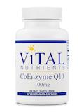 CoEnzyme Q10 100 mg - 60 Capsules