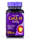 CoEnzyme Q-10 150 mg 30 Softgels