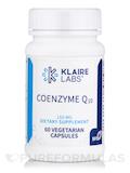 Coenzyme Q10 150 mg - 60 Vegetarian Capsules
