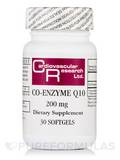 Co-Enzyme Q10 200 mg 30 Softgels