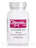 Co-Enzyme Q10 200 mg - 30 Softgels