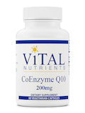 CoEnzyme Q10 200 mg - 60 Capsules